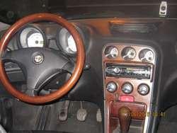 Alfa romeo 156 ts full, techo cuero nogal, primera mano....