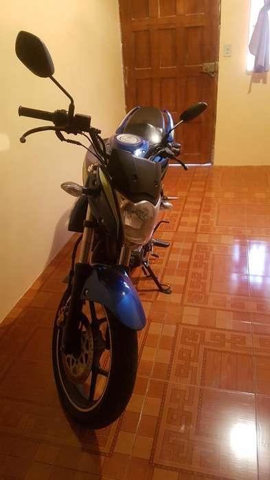 Vendo Moto Suzuki Gixxer Gp 150 Año 2017