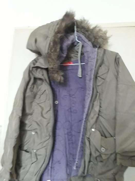 Campera <strong>abrigo</strong>