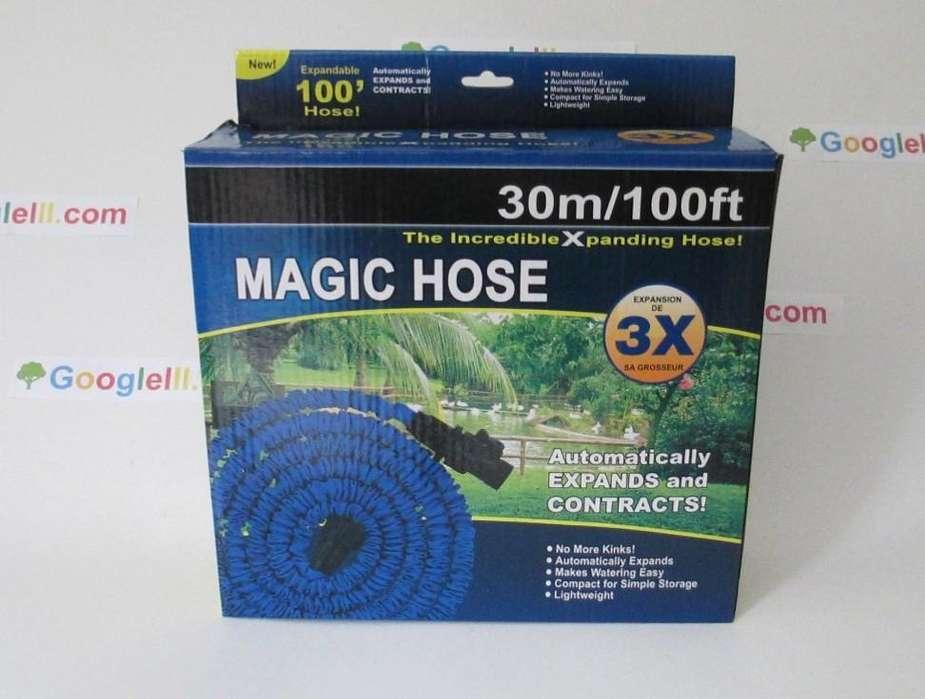 Manguera Expandible 30MTS MAGIC HOUSE TV