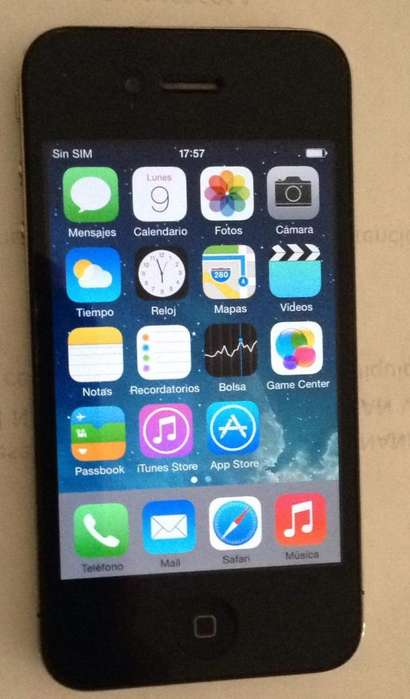 iPhone 4 8Gb Original Linea Movistar