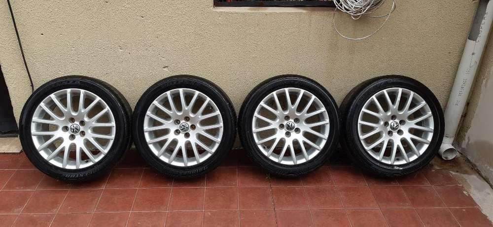 <strong>llanta</strong>s 17 Bora 1.8 Volkswagen 225 45 17
