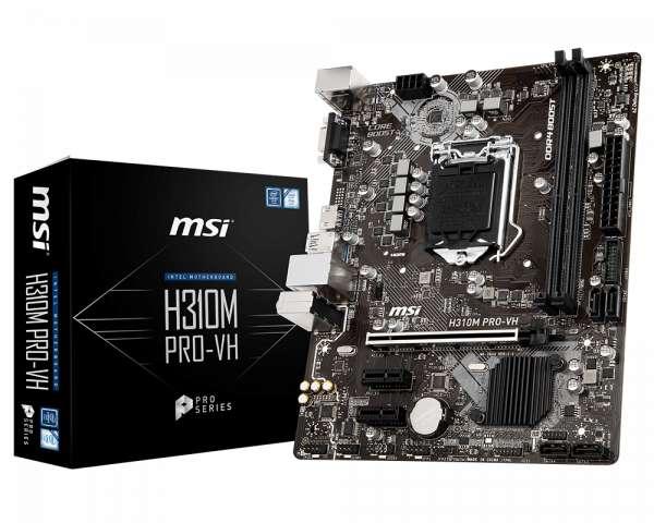 MB MSI H310M PROVH 9117B33001 LGA 1151