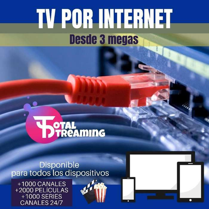 Iptv Canales de Televisión