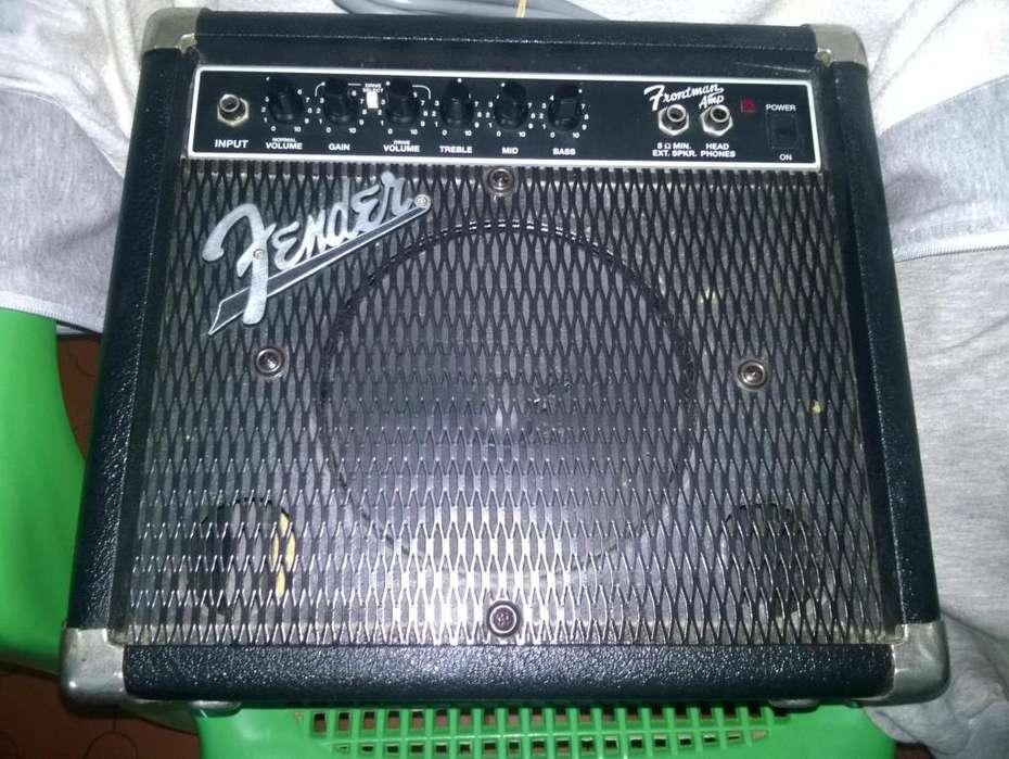 Amplificador Fender Frontman 15 Mexico