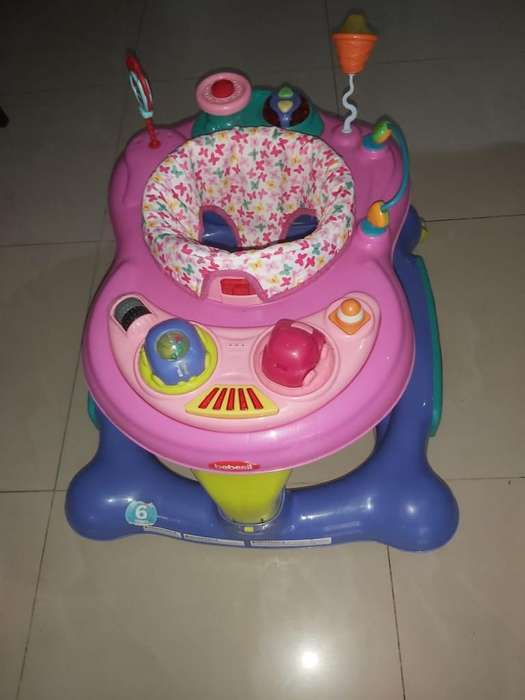 Caminador Musical para Bebé - Bebesit