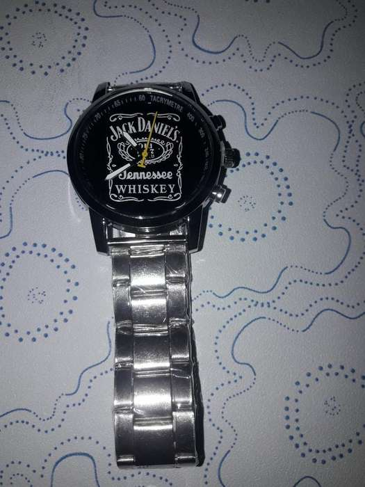 Reloj Jack Daniel