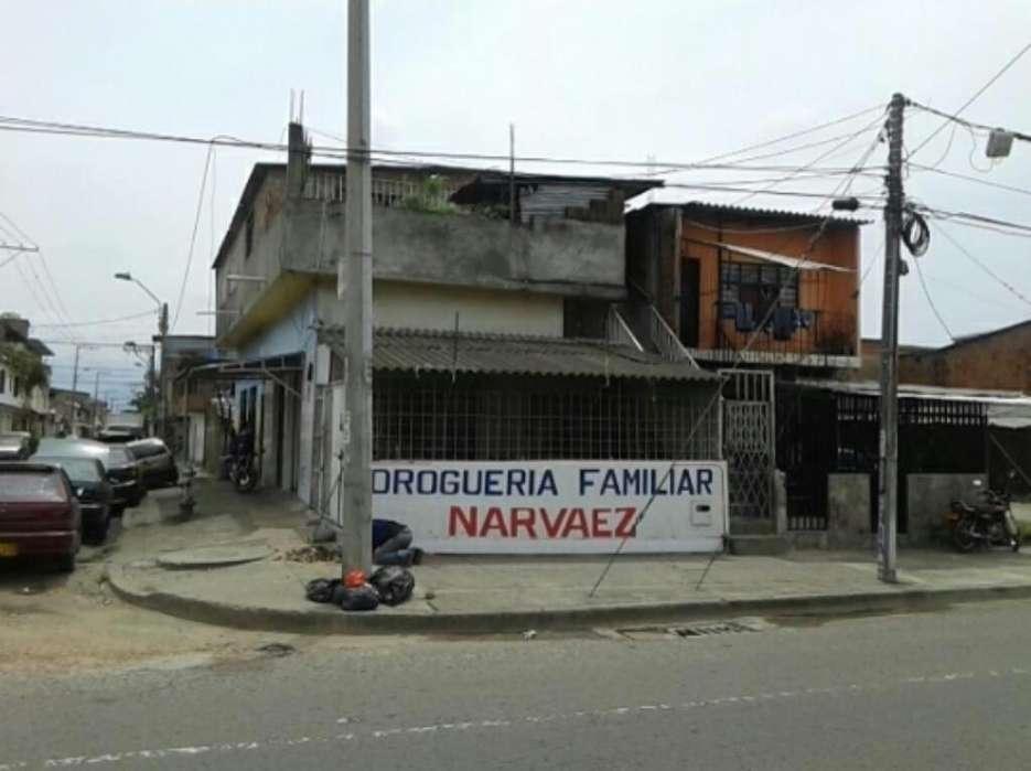 Vendo Casa Esquinera Av <strong>ciudad</strong> de Cali