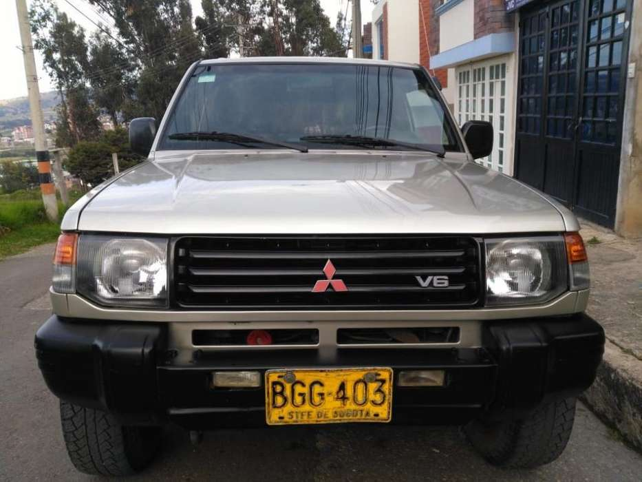 <strong>mitsubishi</strong> Montero 1996 - 302000 km