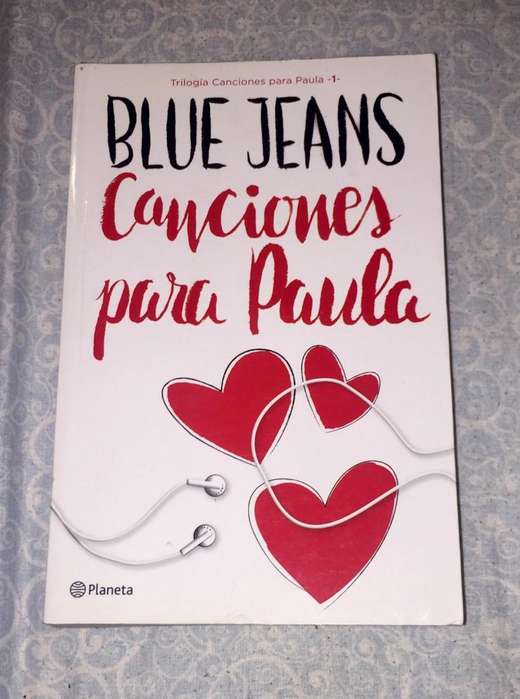 Canciones para Paula - Blue Jeans