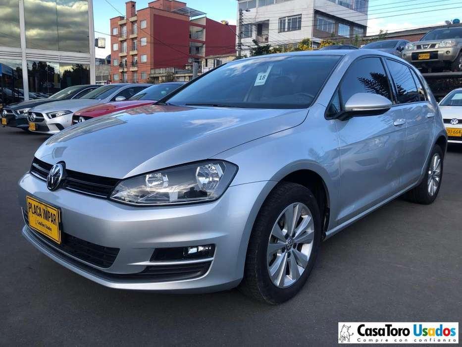 Volkswagen Golf 2016 - 42800 km