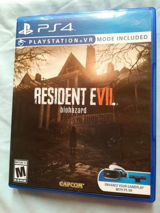Pelicula Residente Evil Como Nueva