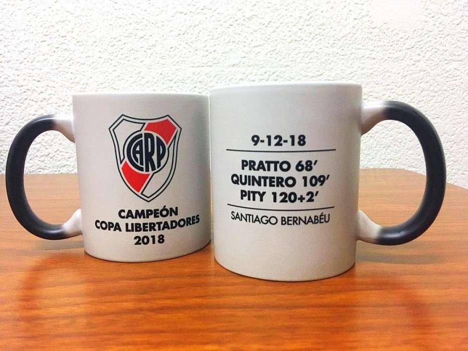 Taza Mágica River Plate