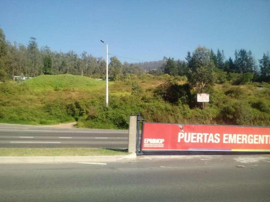 Venta de 5 hectareas de terreno en la av simón Bolivar.