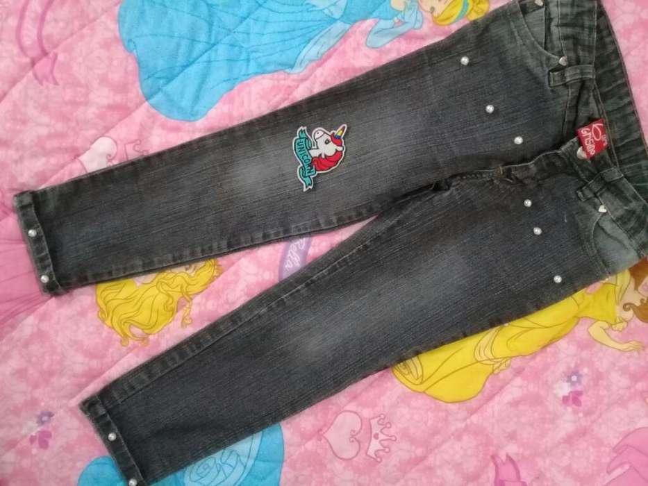 Jeans Grisino 6años