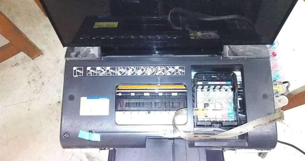 Epson Stylus Photo T50 Sistema Continuo