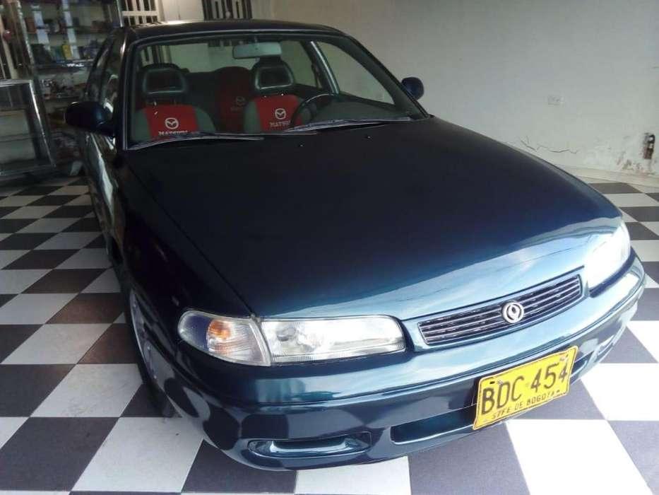 Mazda Matsuri 1993 - 198 km