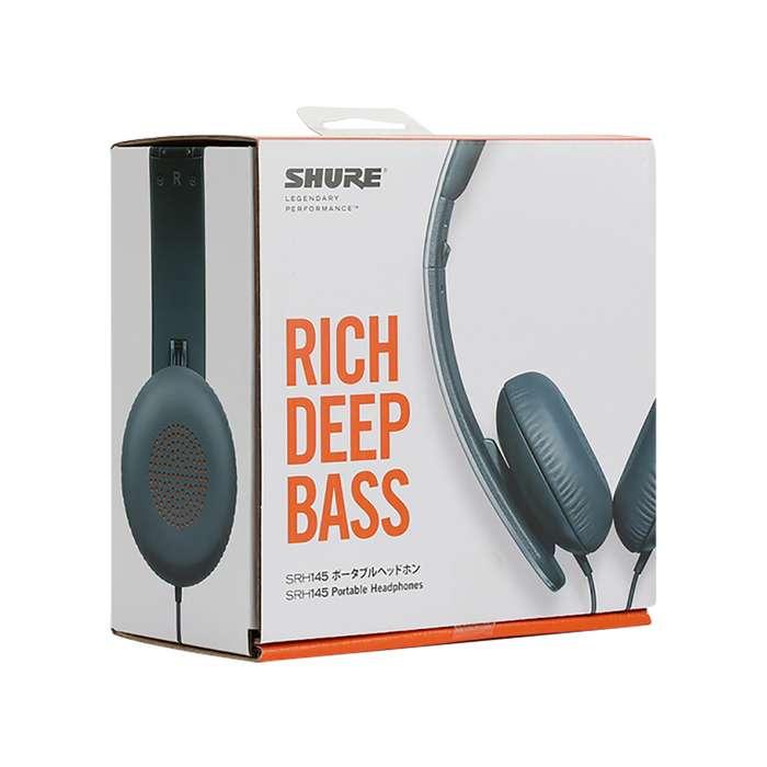 Audifonos Shure SRH145M Dj MusicBoxColombia ¡Hasta -30% Dto en productos seleccionados!
