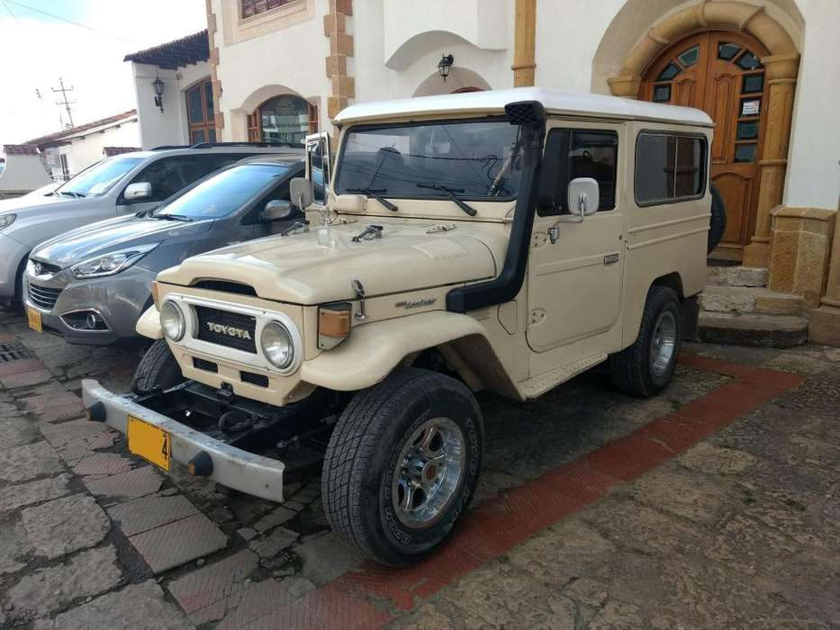 <strong>toyota</strong> FJ 1978 - 65000 km