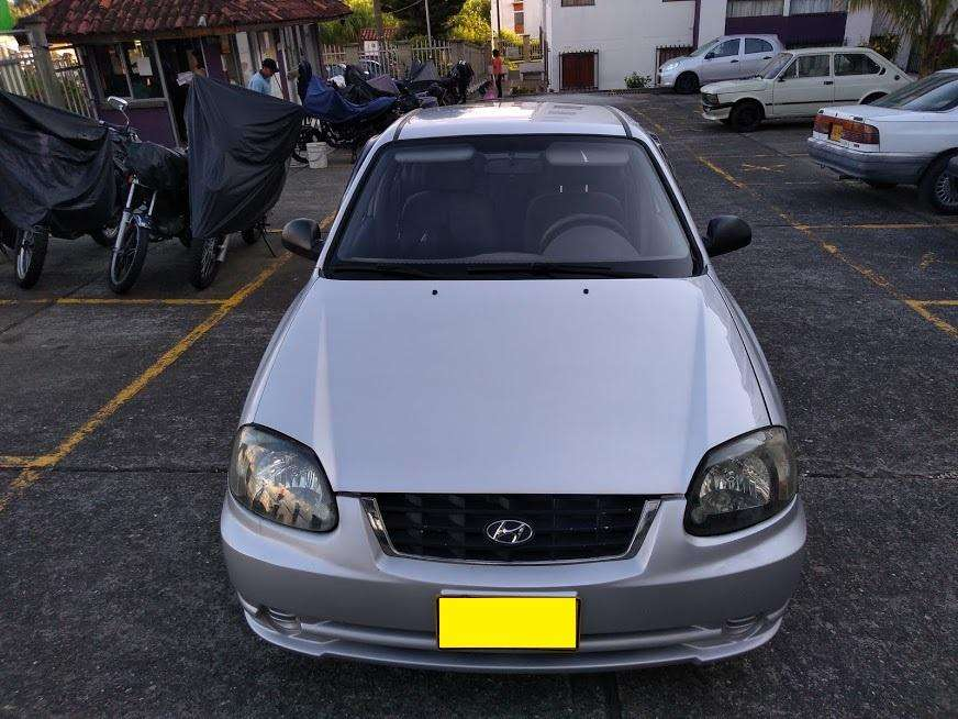 <strong>hyundai</strong> Accent 2006 - 146000 km