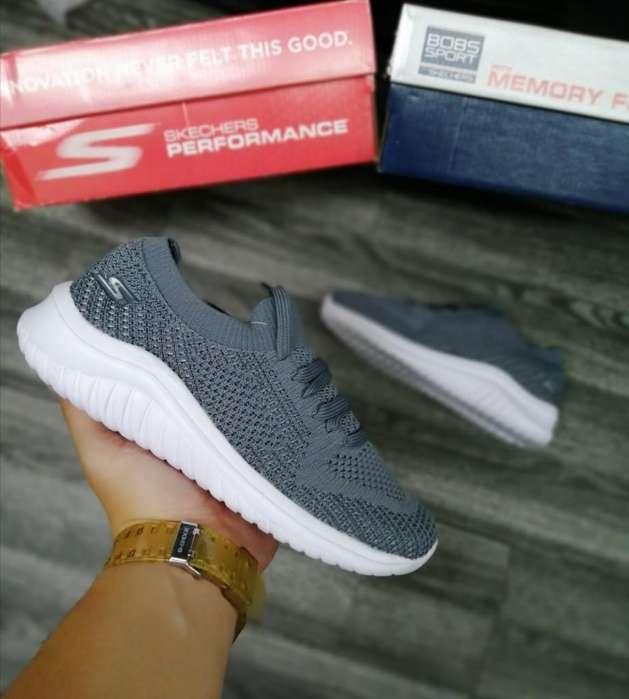 Nike Skechers para Dama