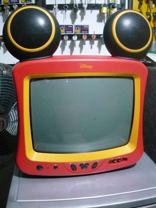 Vendo Televisor Disnep de Colesion