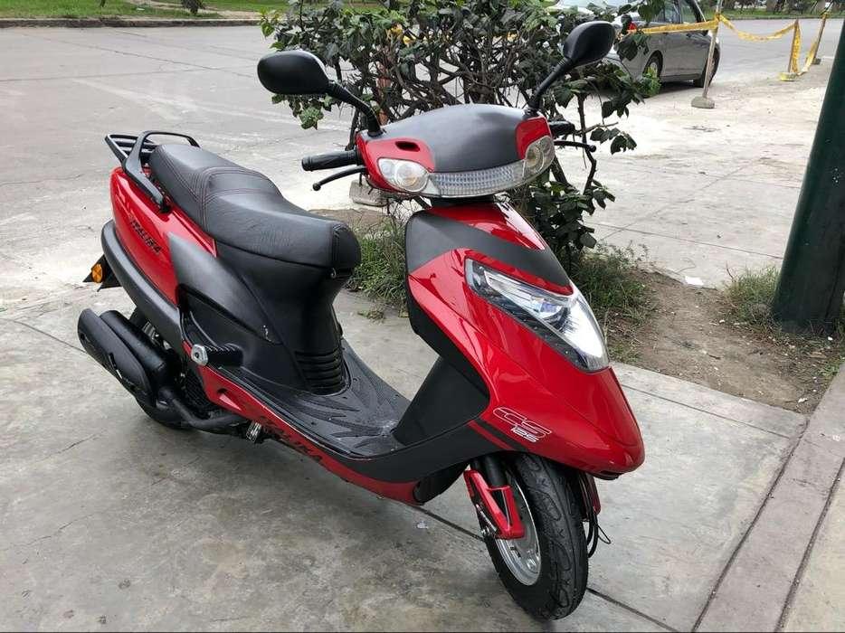 Moto Italika Cs 125