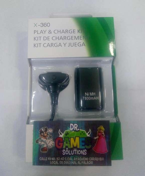 Venta Carga y Juega Xbox 360