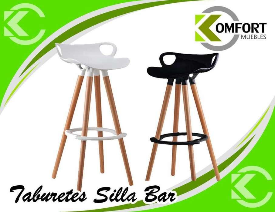 Taburete Silla Eames Bar Comedor