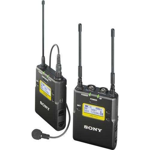 Microfono corbatero Sony UWP-D11