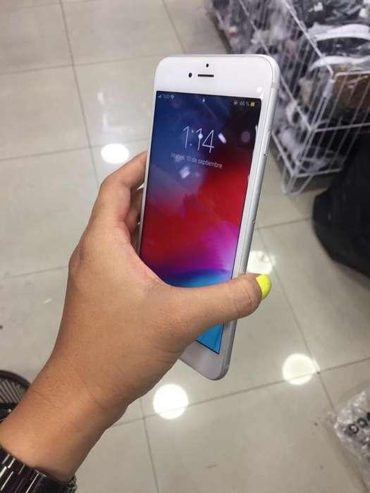 Vendo iPhone 6s Plus color silver 16 gb