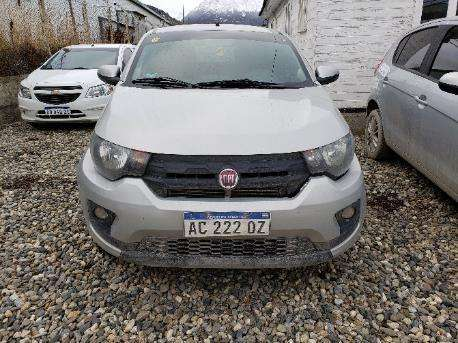 Fiat Mobi 2017 - 26993 km