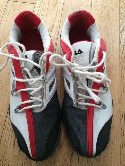 Zapatillas Hombre Fila Talle Usa 11.5