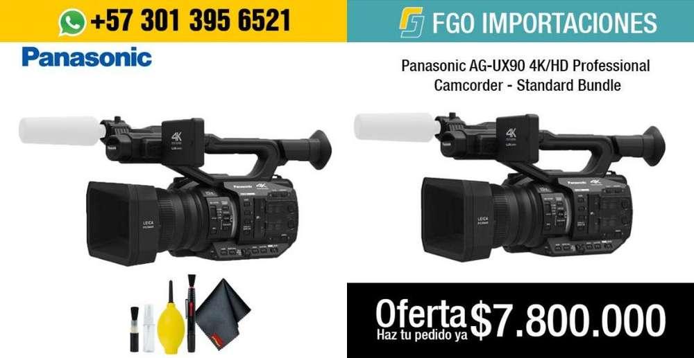 PANASONIC VIDEOCÁMARAS OFERTAS DESDE 1.470.000 SOLO POR PEDIDO