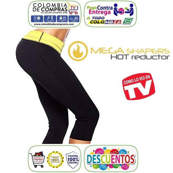 Pantalón Hot Tv Reductor, Moldeador, Mega Shapers, Nuevos, Originales, Garantizados