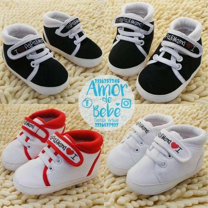 Zapatos I Love Papá Mamá
