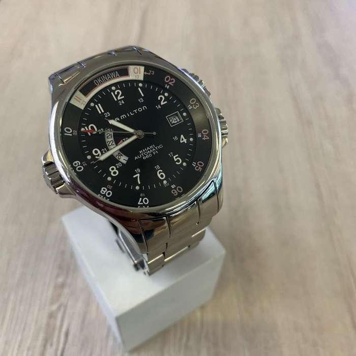 Reloj Hamilton Khaki Automatic 660Ft