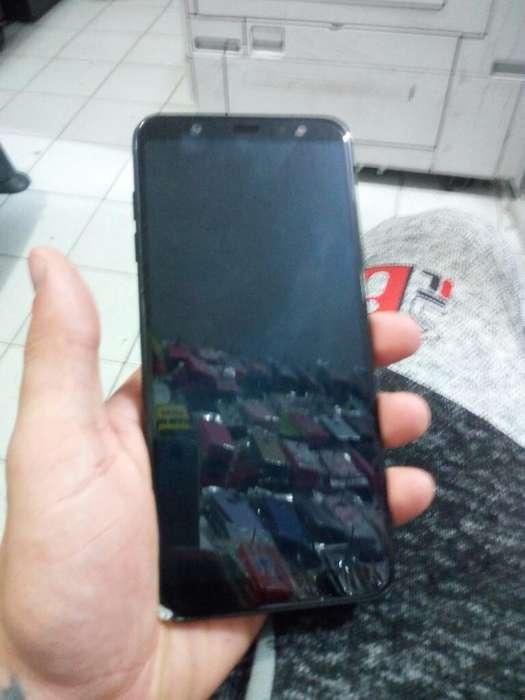 Samsung A6 Plus Precioso