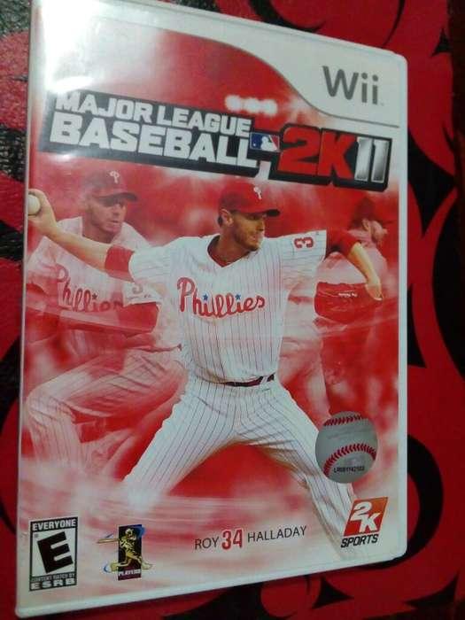 Mayor League Baseball 2k11 Nintendo Wii