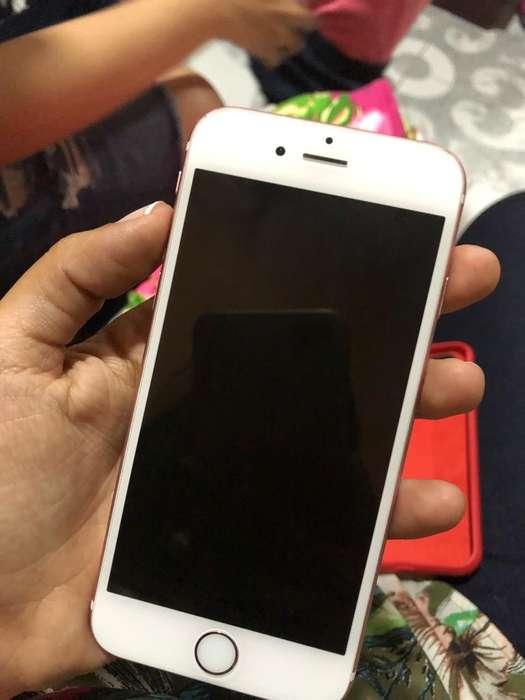 Se Vende iPhone 6S Color Rosa
