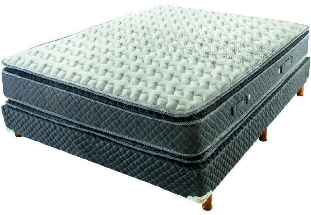 Sommier Cannon Doble Pillow 140x190