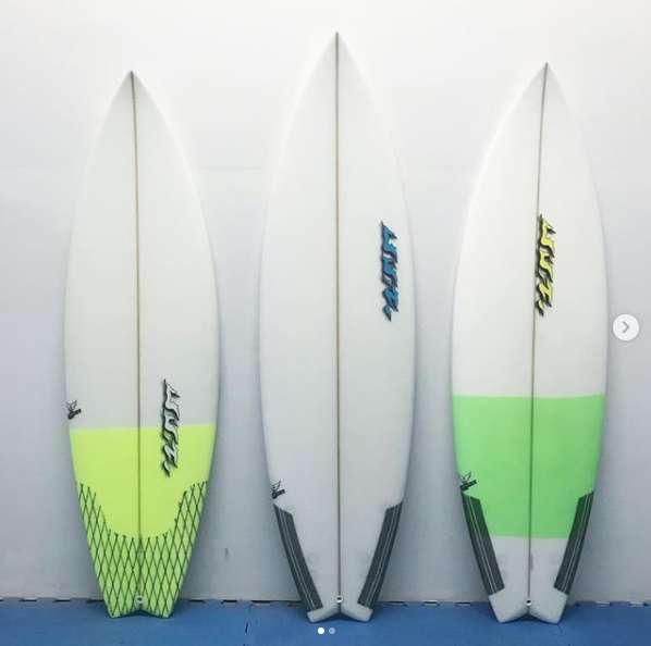 Tabla de surf Uva Surfboards Promo!! Mod. Fish nuevas