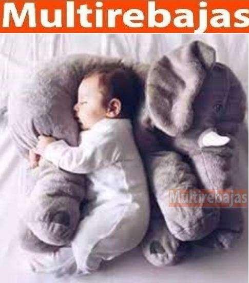 Almohada Suave De Bebé Para Dormir Varios Colores