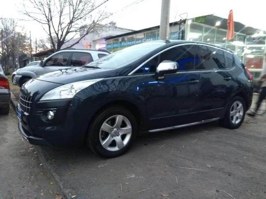 Peugeot 3008 2012 - 87300 km
