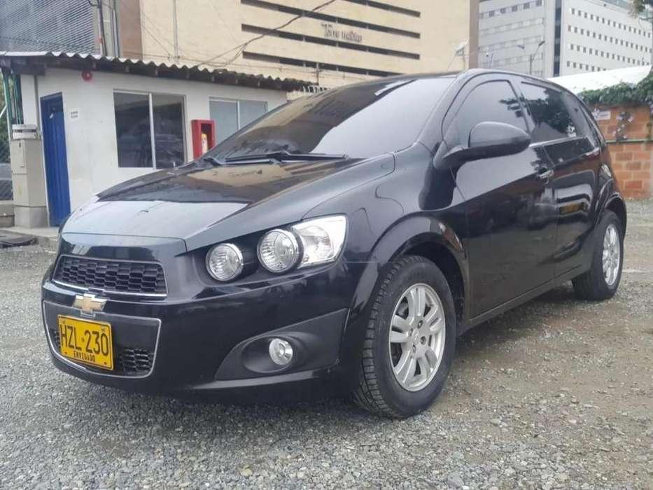 Chevrolet Sonic 2014 - 58000 km