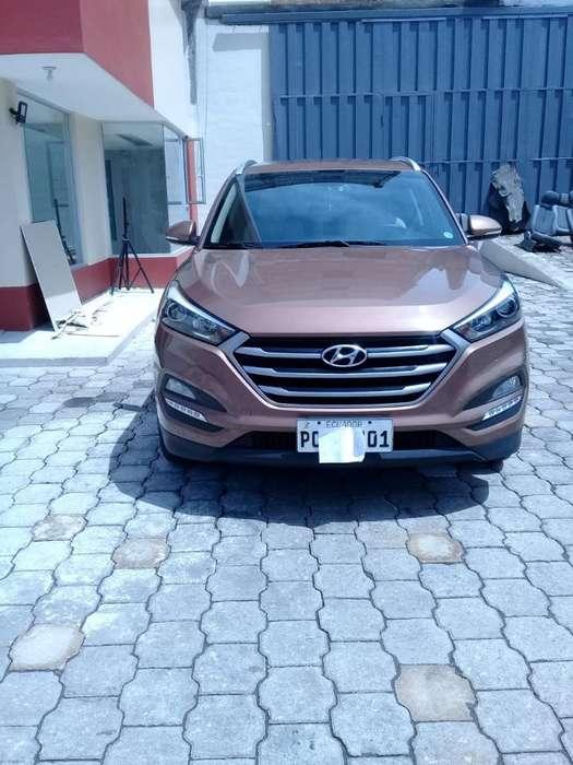 Hyundai Tucson 2017 - 38000 km