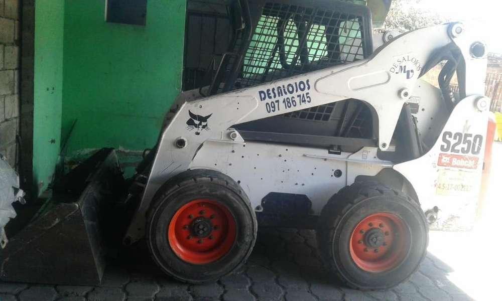 Vendo Bobcat S250