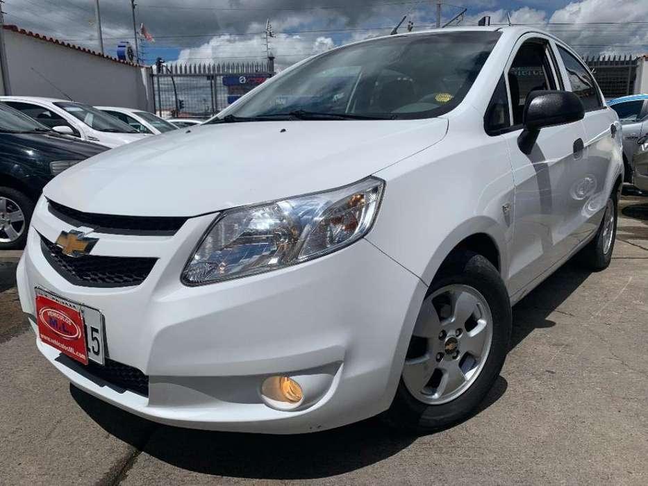 Chevrolet Sail 2012 - 128217 km