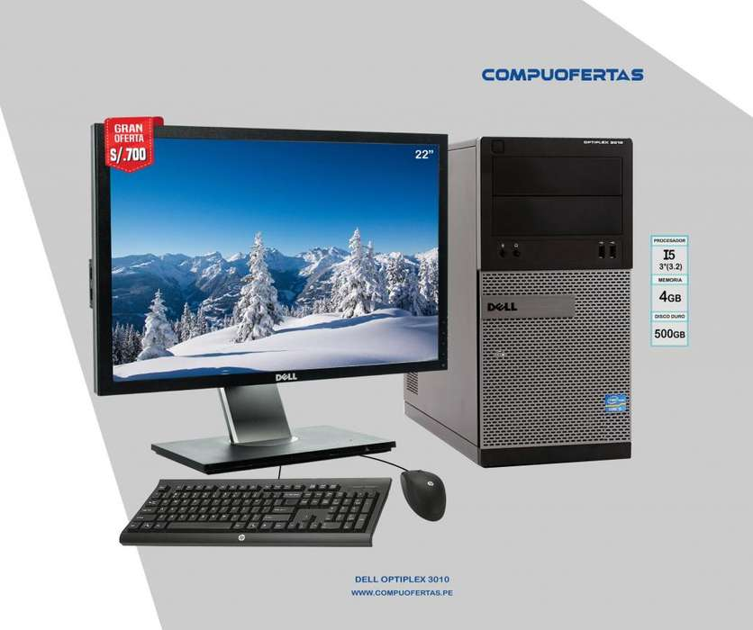 <strong>dell</strong> OPTIPLEX 3010 CORE I5 3.2GHZ TOWER