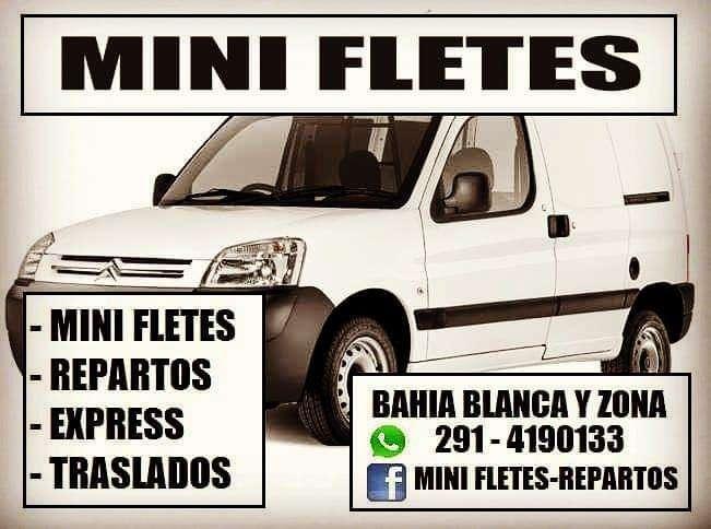 MINI FLETES
